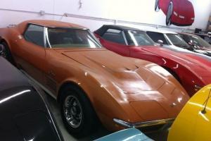 Chevrolet : Corvette Stingray LT1