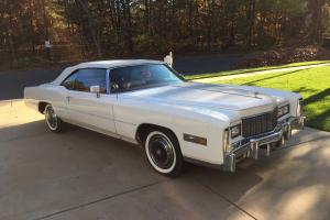 Cadillac : Eldorado Base Convertible 2-Door