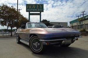 Chevrolet : Corvette STIG RAY  327 V8 Photo