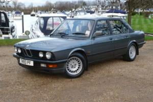 1986 (D) BMW E28 528i 2.8i SE in Stunning Condition with Service History