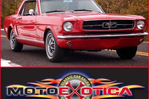 Ford : Mustang Pony Interior