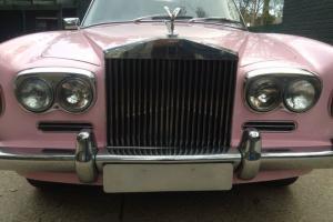 1969 Rolls Royce Mulliner Park Ward