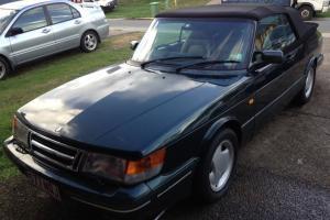Saab 900 I 2 1 16 1993 2D Cabriolet 5 SP Manual 2 1L Electronic F INJ in Bundamba, QLD