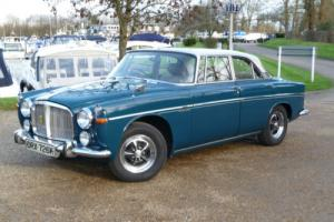 1971 (K) Rover P5B 3500 Coupe Automatic - Simply Immaculate