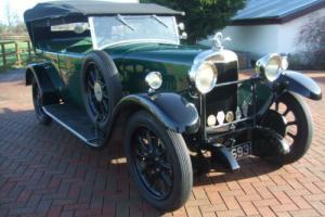 1927 Sunbeam 16.9 Tourer