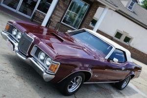 Mercury : Cougar Convertible 351 Cleveland