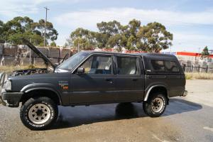 Mazda B2600 Bravo SDX 4x4 1994 Dual CAB UTE 5 SP Manual 4x4 2 6L Photo