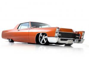 Cadillac : DeVille Show Car