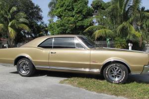 Oldsmobile : Cutlass 442 clone