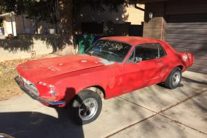 Ford : Mustang Base