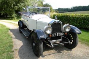 1927 Buick Master Six Sport Tourer