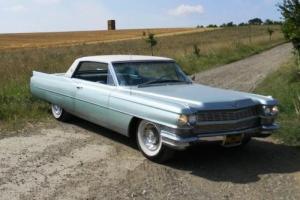 1964 Cadillac Coupé de Ville
