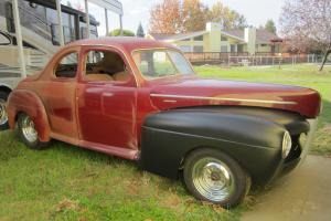 Mercury : Other 3 passenger coupe