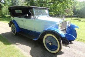 1925 Dodge Series 116