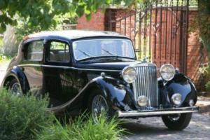1947 Jaguar Mk. IV Short wheelbase Saloon