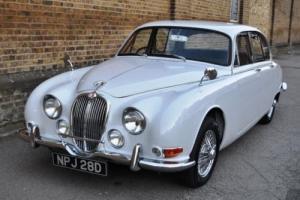 1966 Jaguar S-Type Saloon (3.8 litre)