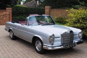 1967 Mercedes-Benz 300SE Convertible