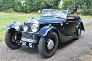 1938 Morgan 4-4 Drophead Coupé (Series I)