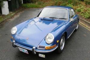 1968 Porsche 911 Short Wheelbase