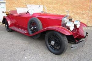1930 Rolls-Royce Phantom II Ascot Tourer by Brewster