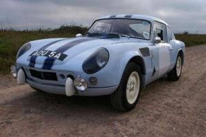 1963 Triumph Spitfire GT6R Le Mans Recreation