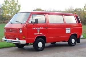 1986 Volkswagen T25