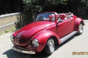 1972 Volkswagen Beetle (Wizard) Convertible