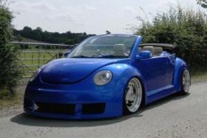 2004 Volkswagen Beetle Cabriolet Custom
