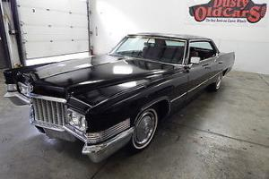Cadillac : DeVille Runs Drives Nice Body Interior VGood 472V8 No Post Photo