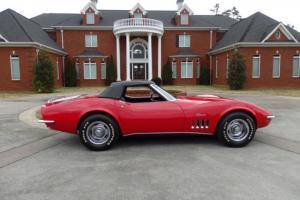 Chevrolet : Corvette 4-Speed Conv