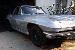 Chevrolet : Corvette vet