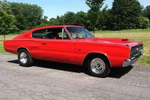 Dodge : Charger Fastback