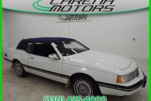 Mercury : Cougar LS V8 ONLY 13,OOO MILES LIKE NEW RUST PROOFED Photo