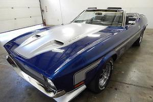 Ford : Mustang Mach 1 Tribute 351V8 4 Speed Excel Cond Overall