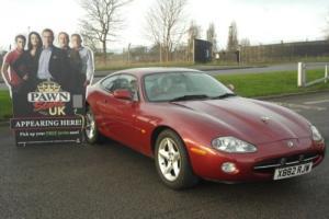 Jaguar XK8 4.0 V8 Auto