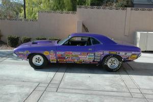Dodge : Challenger 2 dr. hardtop