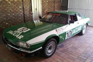 Jaguar XJ S TWR Race CAR Replica
