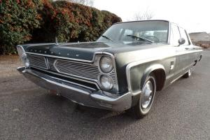 Plymouth : Fury Fury III