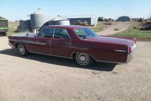 Pontiac : Bonneville 4 door hardtop