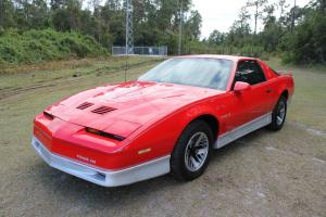 Pontiac : Firebird Trans Am Tuned Port Injection 39k Original Miles