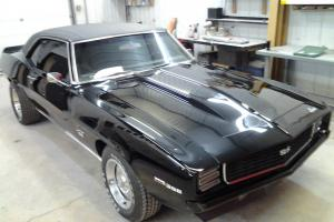 Chevrolet : Camaro RS/SS