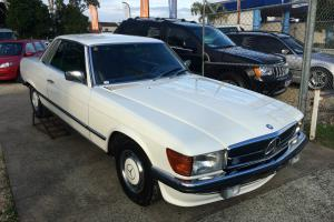 1979 Mercedes Benz 450 SLC 67 000 KLMS Genuine Immaculate in Helensvale, QLD