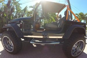 Jeep : CJ basic