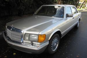 Mercedes-Benz : 400-Series 4 door