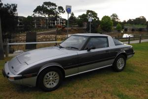 Mazda RX7 Limited 1985 2D Coupe 5 SP Manual 1 1L Rotary Photo