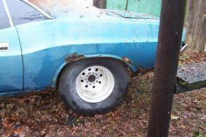 Dodge : Challenger vinal top