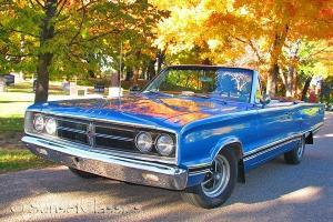 Dodge : Coronet 500 Convertible
