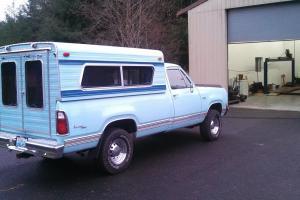 Dodge : Power Wagon power wagon