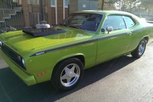 Plymouth : Duster COUPE