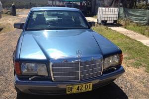 Mercedes Benz AMG V8 5 Litre 1980 Special Import